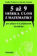 5 až 9 sbírka úloh z matematiky