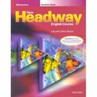 New Headway Elementary Studenťs Book