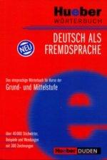 Hueber Wörterbuch DaF