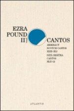 Cantos Jedenáct nových Cantos XXXI-XLI. Pátá desítka Cantos XLII-LI