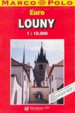 Louny 1:10 000