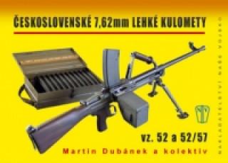 Československé 7,62 mm lehké kulomety