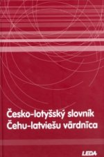 Česko-lotyšský slovník