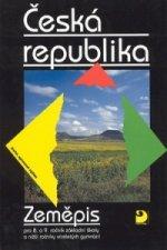 Zeměpis Česká republika