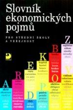 Slovník ekonomických pojmů pro SŠ a veřejnost