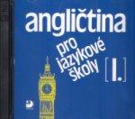 Angličtina pro jazykové školy I  2 CD