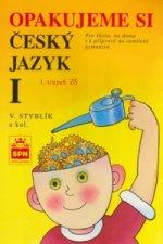 Opakujeme si český jazyk I