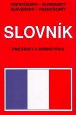 Francúzsko-slovenský,slovensko-francúzsky slovník