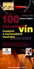 100 červených vín 2006/2007