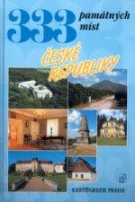 333 památných míst České republiky