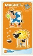 Magnetky Ovce + kráva - MP 002