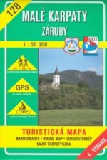 Malé Karpaty Záruby 1:50 000