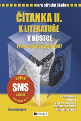 Čítanka II. k literatuře v kostce pro střední školy