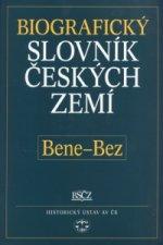 Biografický slovník českých zemí, Bene-Bez