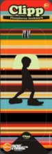 Svítící záložka Dítě - SZ 001