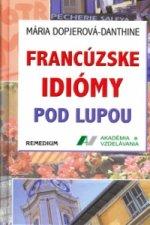 REMEDIUM Francúzske idiomy pod lupou