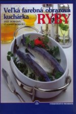 Veľká farebná obrazová kuchárka Ryby