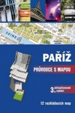 Kniha Paříž