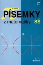 Písemky z matematiky SŠ + CD