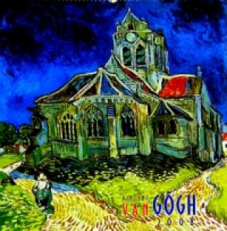 Vincent Van Gogh 2008 - nástěnný kalendář