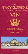 Malá encyklopedie českých a moravských vín I.