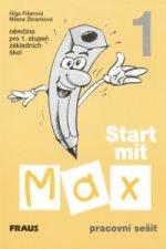 Start mit Max 1 Pracovní sešit