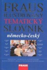 Ilustrovaný tematický slovník německo-český