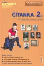Čítanka 2 k Literatuře - přehledu SŠ učiva