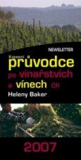 Kapesní průvodce po vinařstvích a vínech České republiky 2007