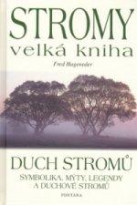 Stromy velká kniha