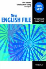 New English file Pre-intermediate Studenťs Book
