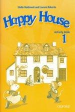 Happy House 1: Activity Book