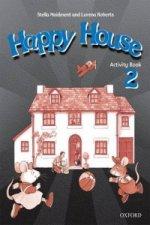 Happy House 2: Activity Book