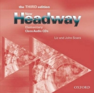 New Headway: Elementary Third Edition: Class Audio CDs (2)
