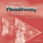 New Headway: Elementary Third Edition: Class Audio CDs (2)