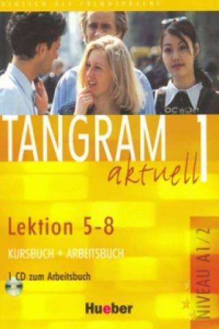 Tangram Aktuel 1 KB+AB mit CD