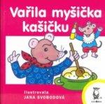 Vařila myšička kašičku
