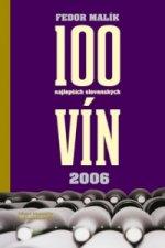 100 najlepších slovenských vín 2006