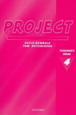 Project 4 Second Edition: Teacher's Book