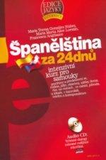 Španělština za 24 dnů + CD