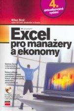 Excel pro manažery a ekonomy + CD