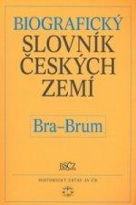 Biografický slovník českých zemí, Bra-Brum