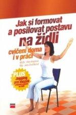 Jak si formovat a posilovat postavu na židli