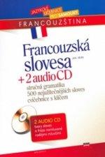 Francouzská slovesa + 2CD