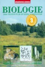 Biologie 2000 testových otázek a odpovědí
