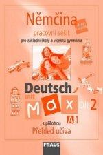 Němčina Deutsch mit Max A1/díl 2