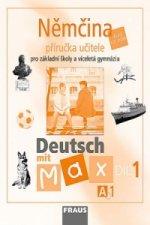 Němčina A1/díl. Příručka učitele Deutsch mit Max
