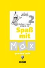 Spaß mit Max 2 Pracovní sešit