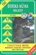 Borská nížina Malacky 1:50 000