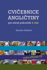 Cvičebnice angličtiny pro mírně pokročilé – 2. část